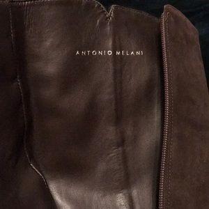 ANTONIO MELANI Shoes - Antonio Melani brown suede boots